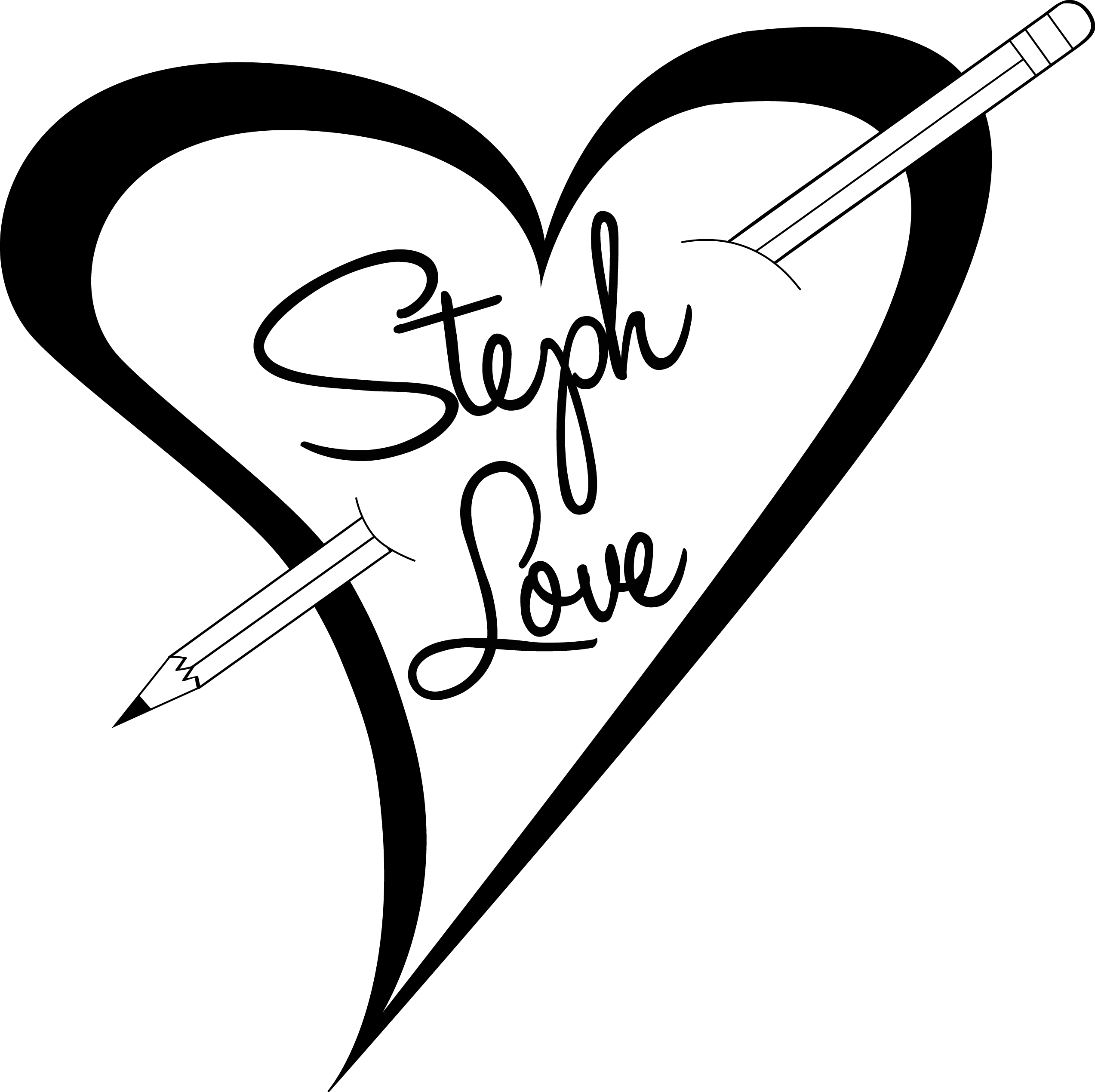 steph love logo