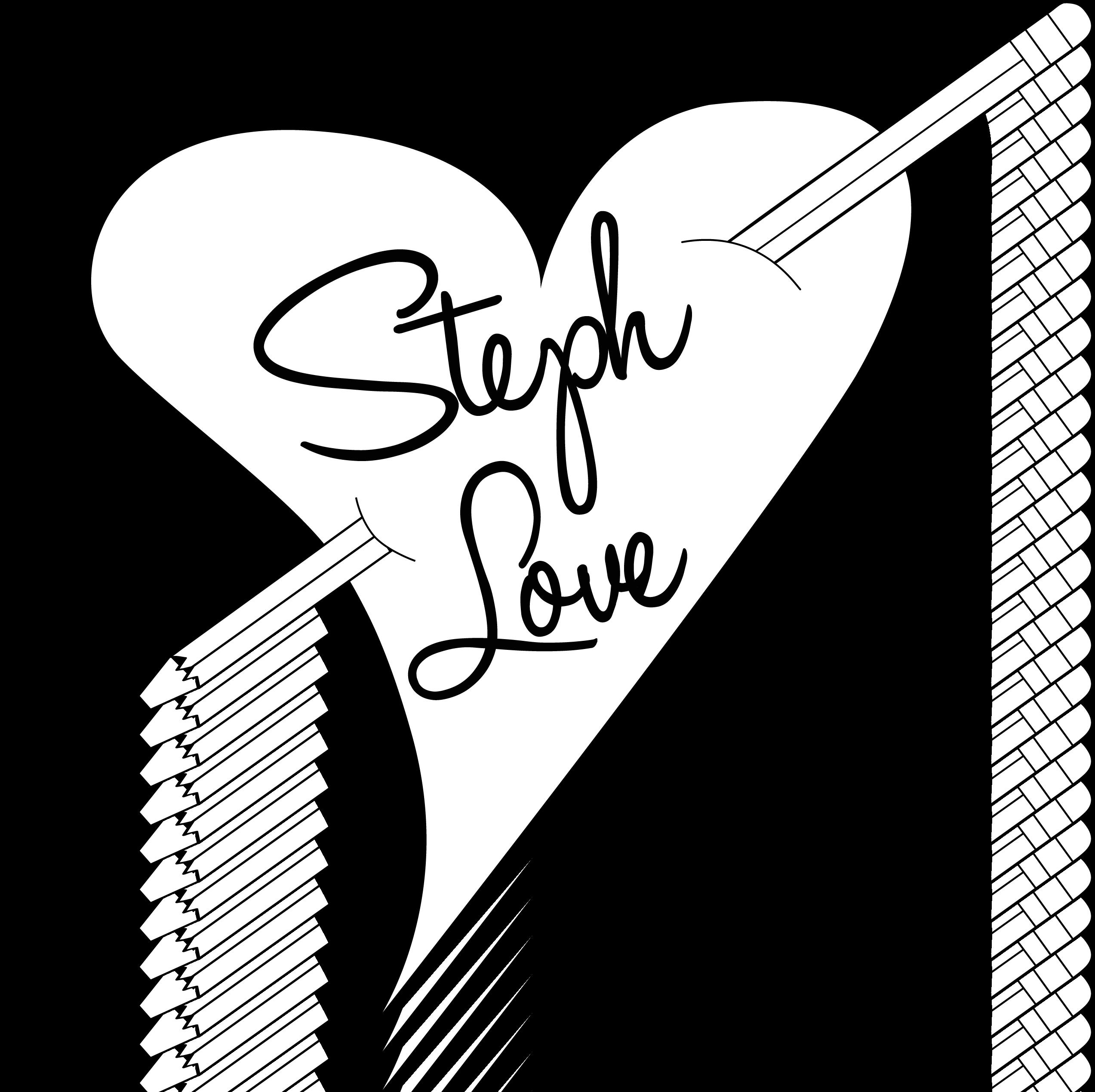 steph love logo