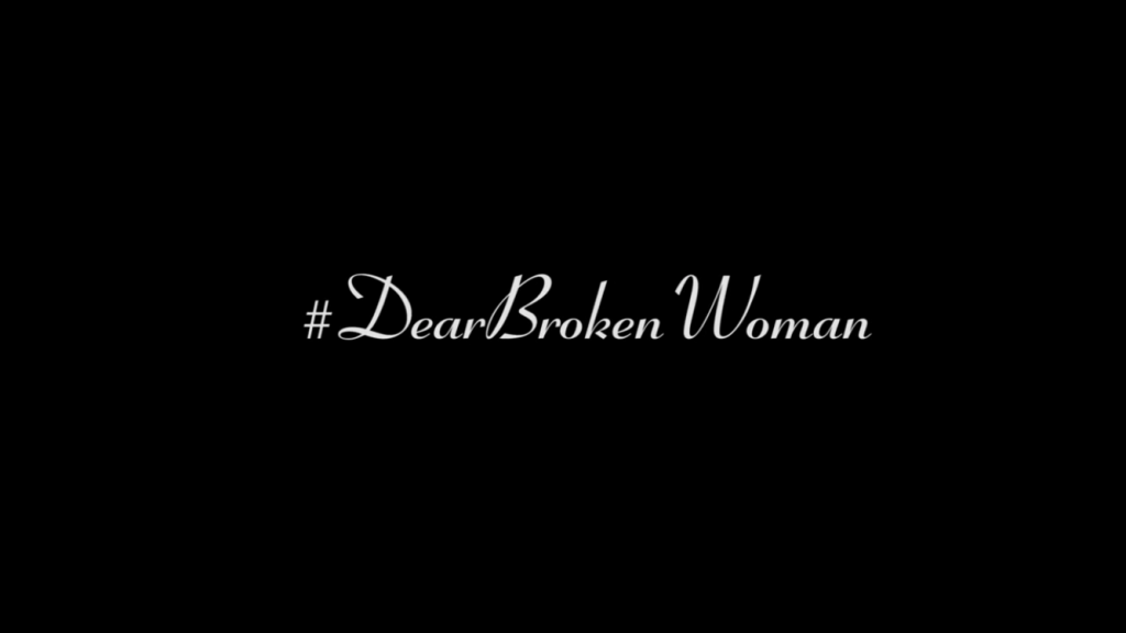 dear broken woman